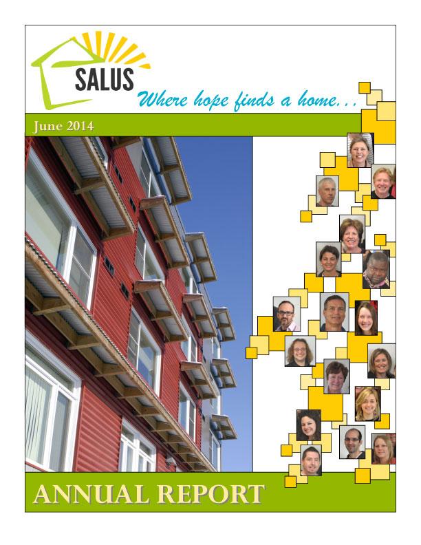 Salus Annual Report 2013-2014