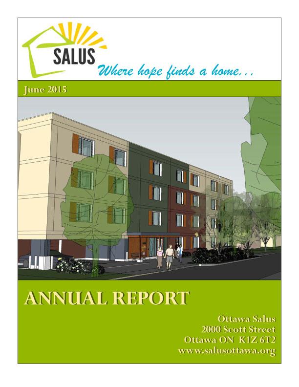 Salus Annual Report 2014-15