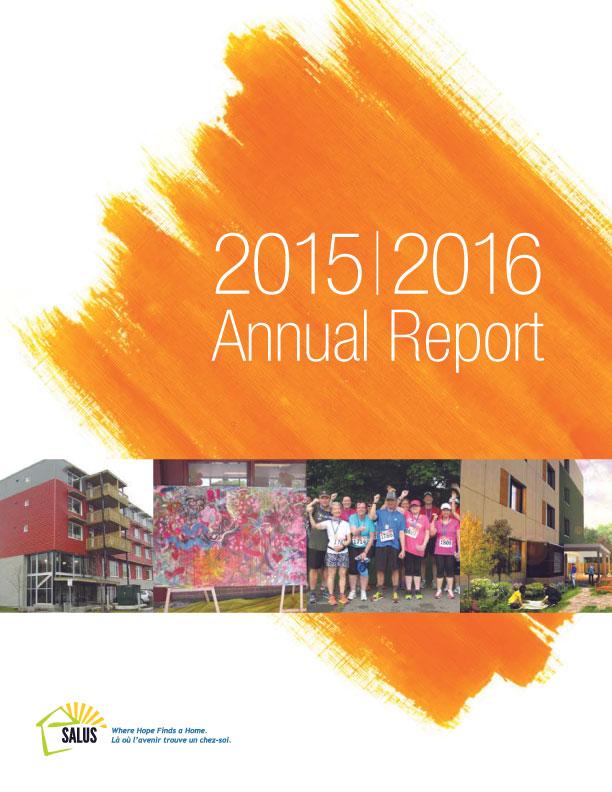Salus Annual Report 2015-16