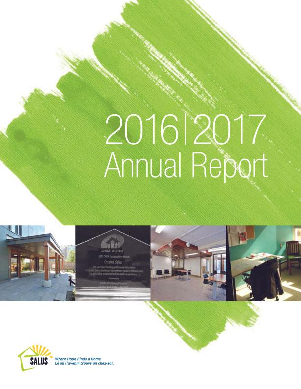 Salus Annual Report 2016-2017
